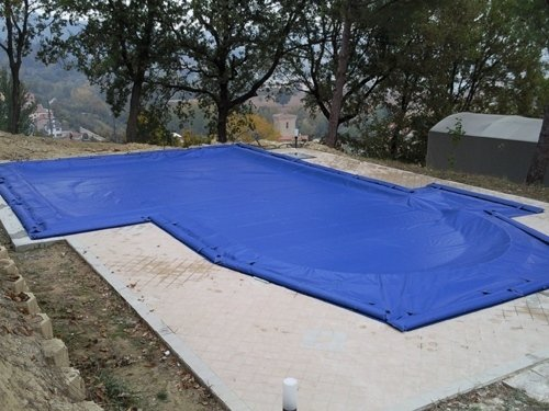 copertura piscina inverno