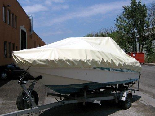 telone barca motore