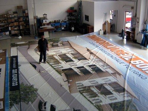 Banner pubblicità