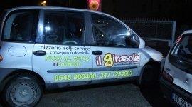 pizza classica, pizza farcita, pizza selfservice,