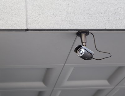 ceiling mounted CCTV