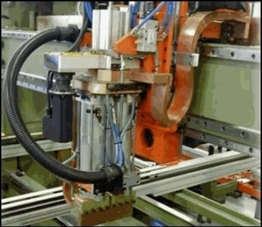 piegatura filo acciaio-