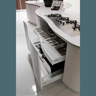 cucina ondulata