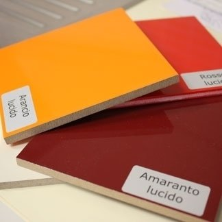 materiali colorati