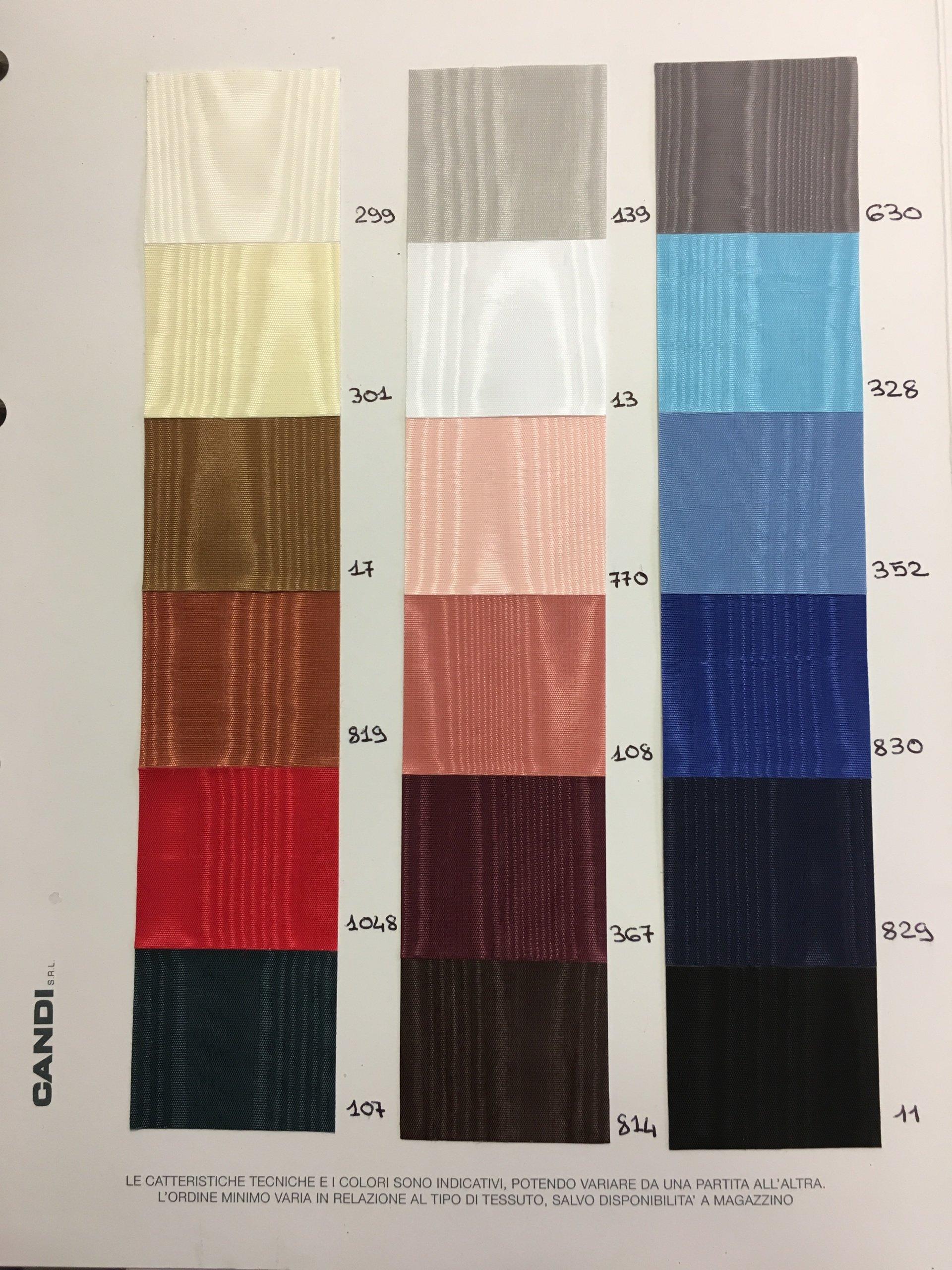 Tessuti per abbigliamento e arredamento milano candi for Selezione tessuti arredamento