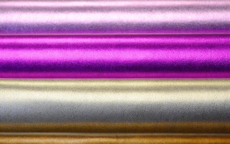 Tessuti metallizzati a Milano