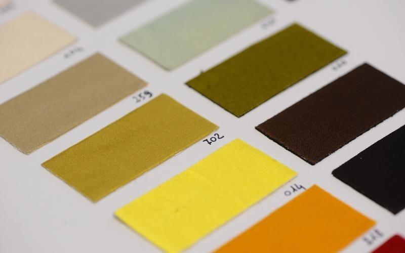 colori tessuti