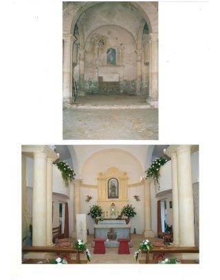 Ristrutturazione altare chiesa