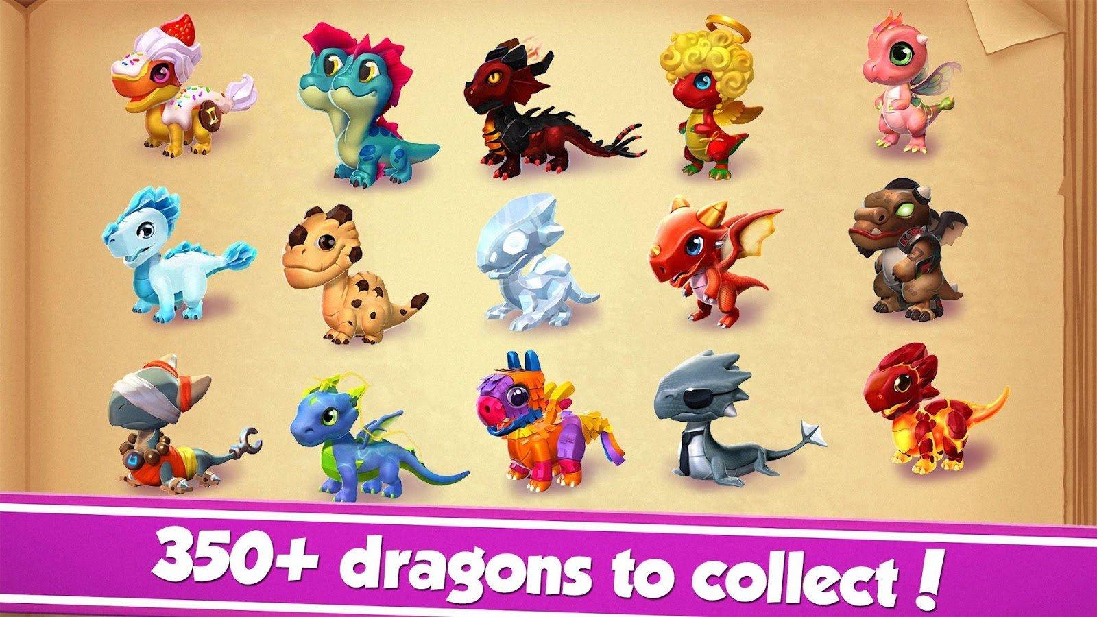 Dragon Mania Legends Hack [No Survey], Get Free Gems!