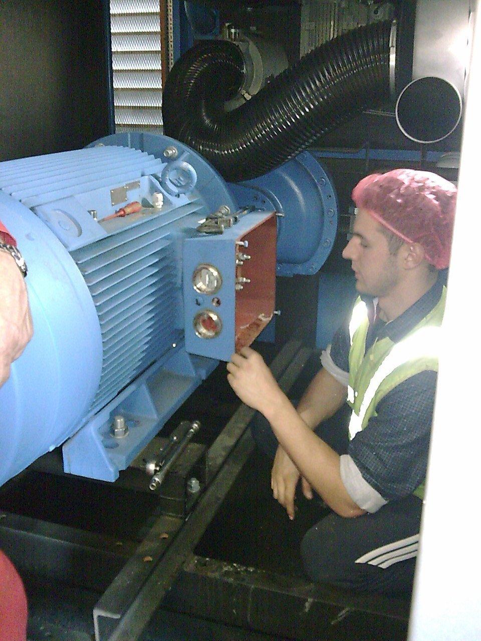 Air compressor repair specialists