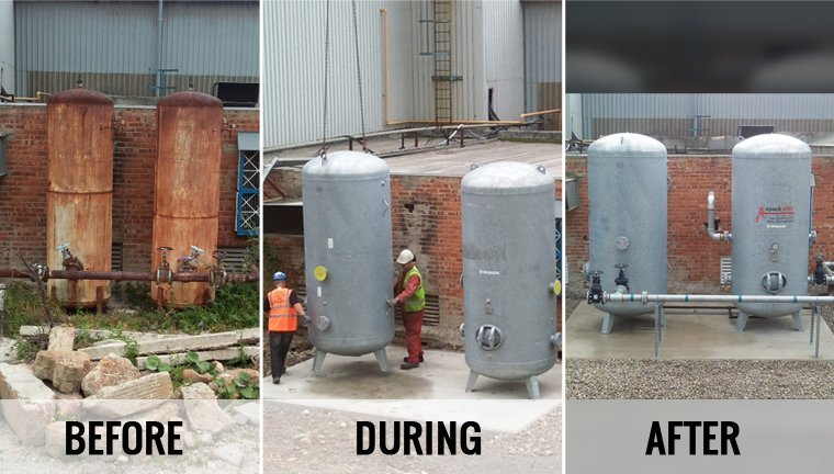 Gallery of compressed air packages in Rochester, Kent