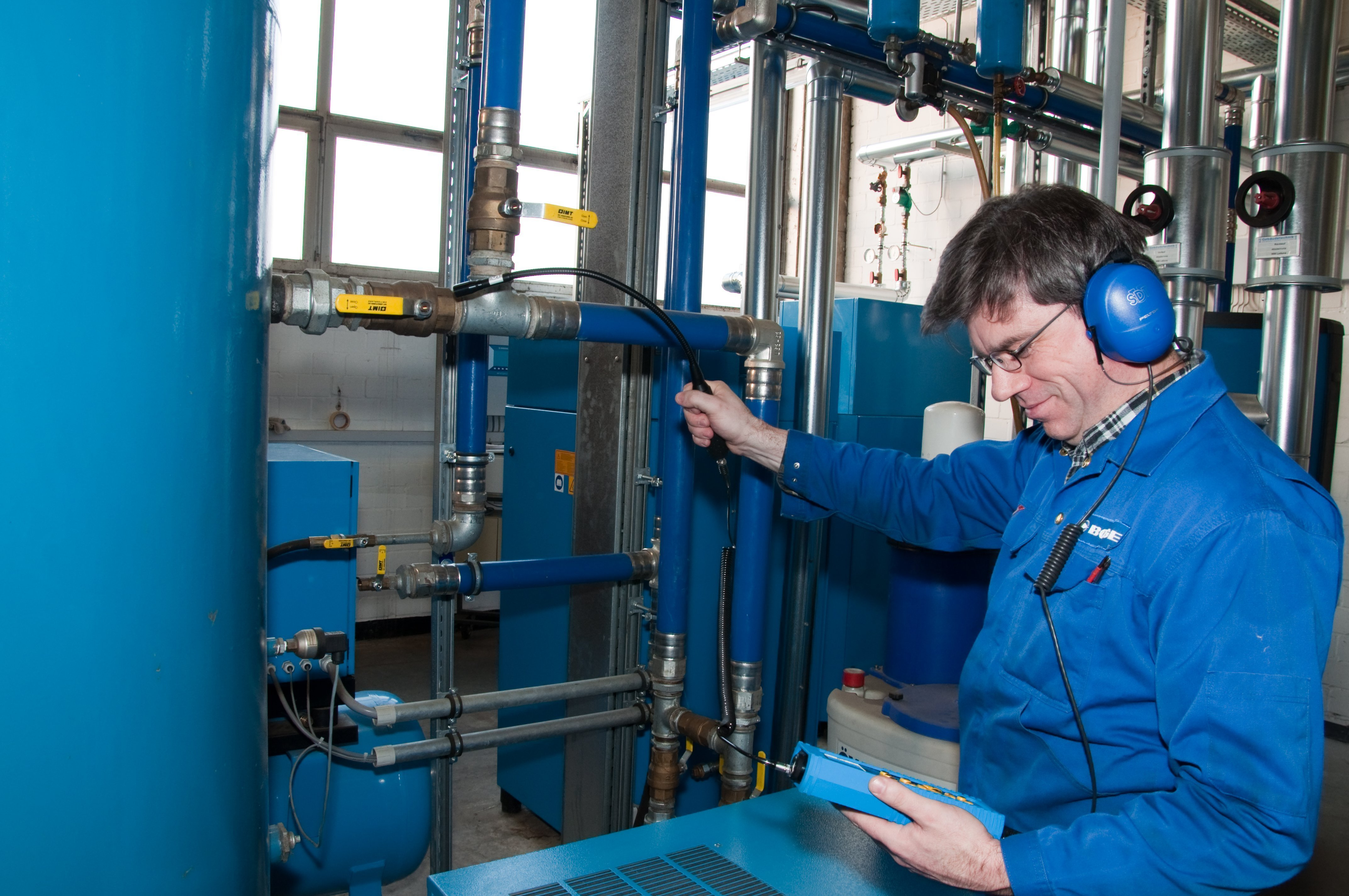 industrial grade compressors