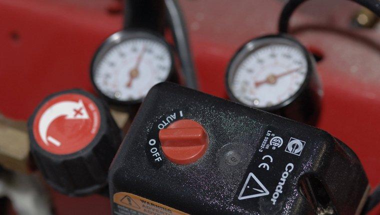 Pressure regulation equipment