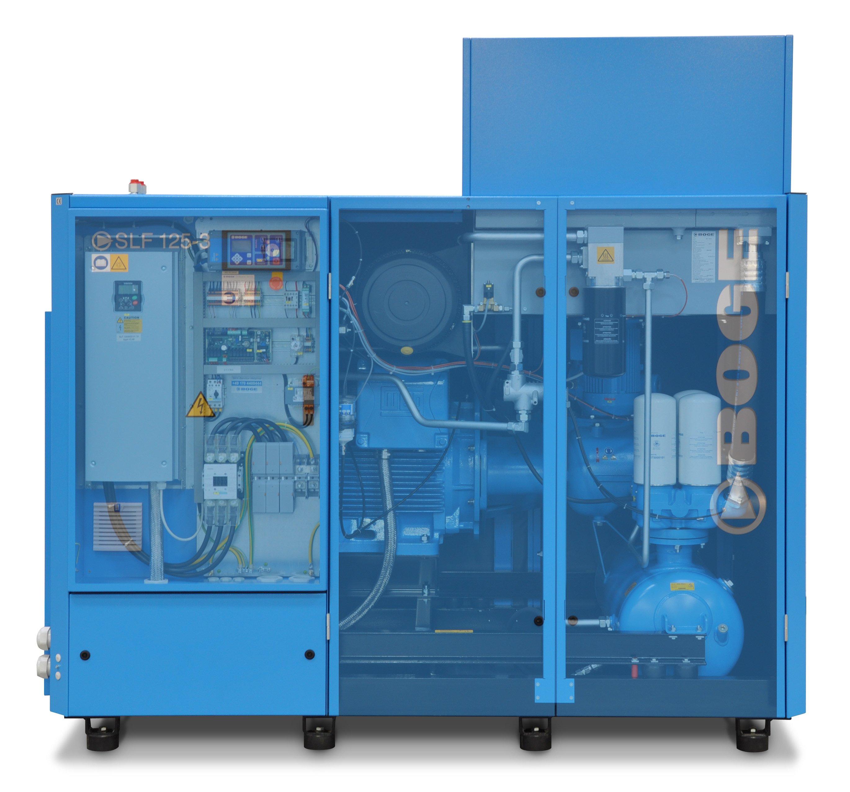 Air compressor electronics