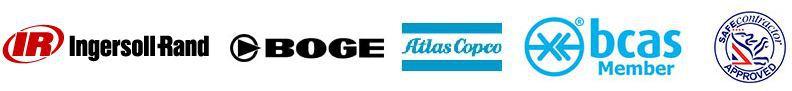 compressor brand logos
