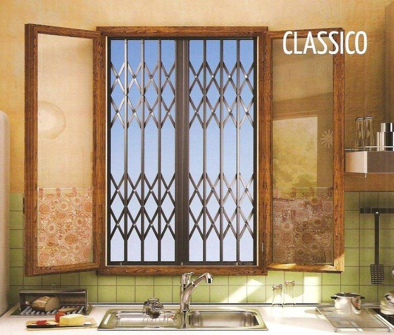 progettazione di una finestra CLASSICO