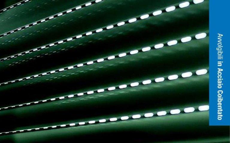 chiusre oscuranti verdi