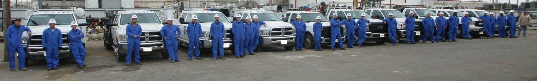 Industrial Machine Service Team, Fort Worth & San Antonio TX