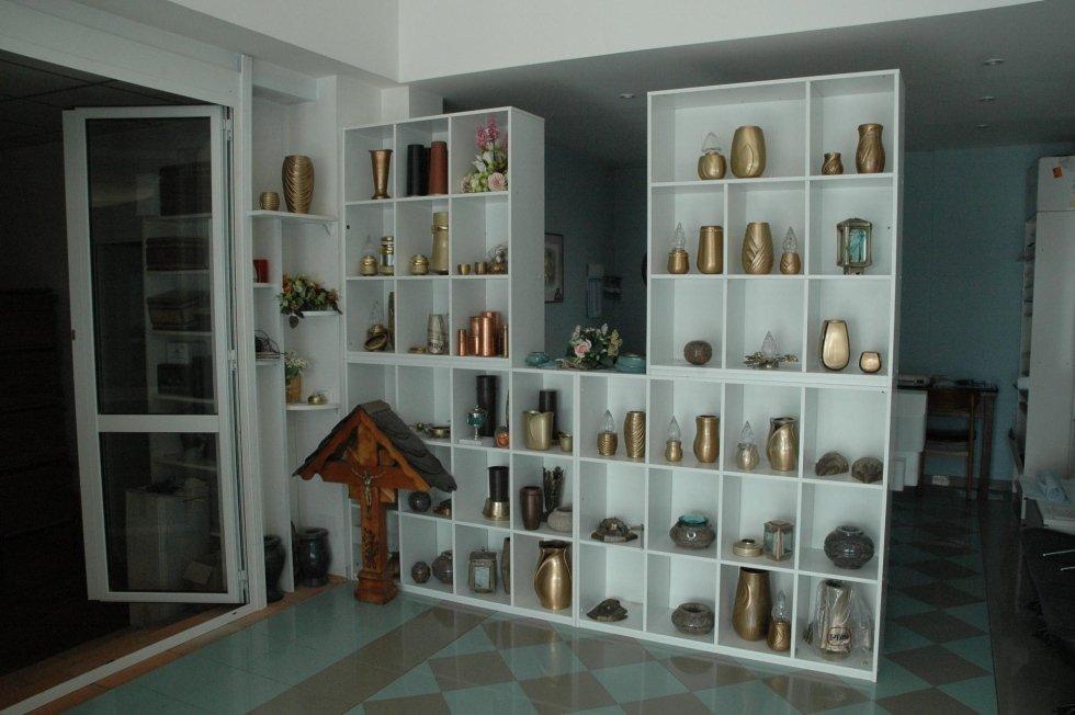 vasi cimiteriali