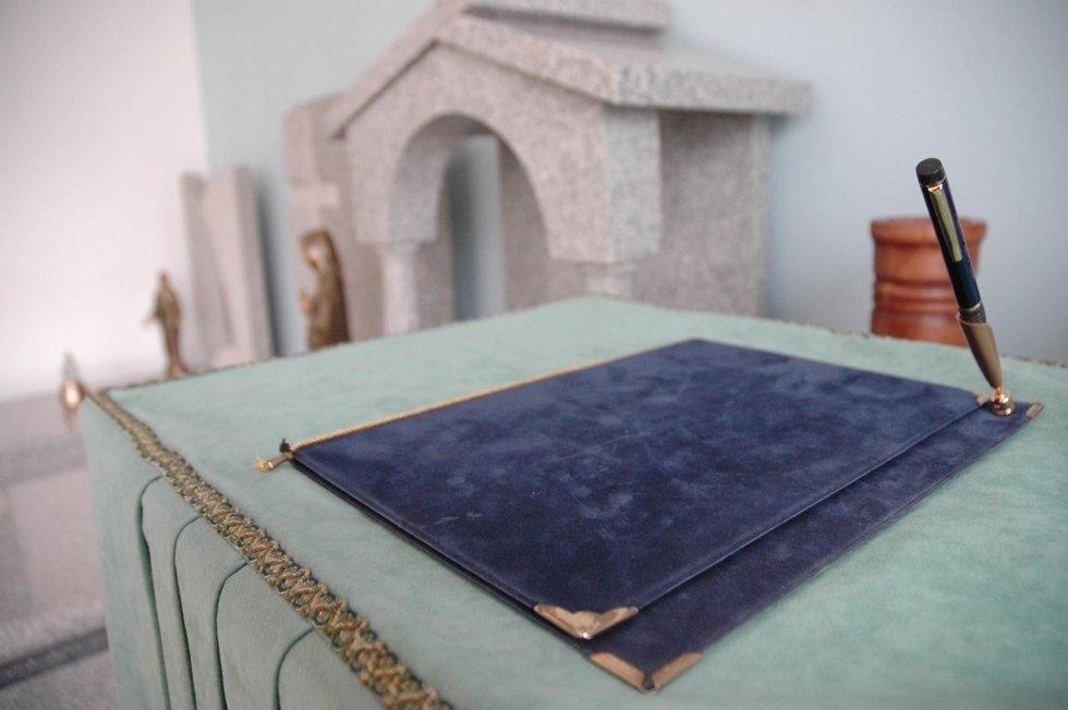 libro funerale