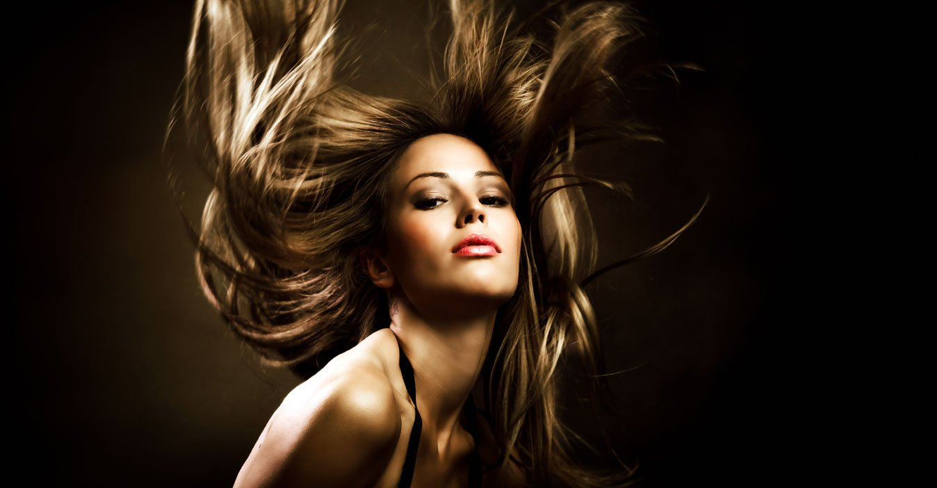 luxury hair and beauty salon
