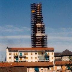 ristrutturazione campanile