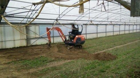 scavi agricoli, spianamento terreni, livellamento terreni agricoli, movimento terra agricoli, spalletti firenze