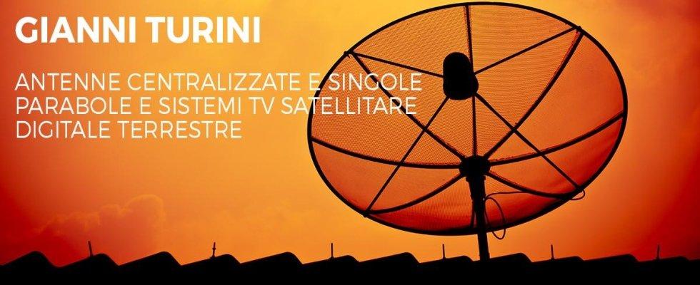 Antennista Gianni Turini