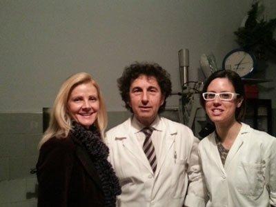 Il dottor con la famiglia