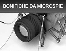 BONIFICHE DA MICROSPIE
