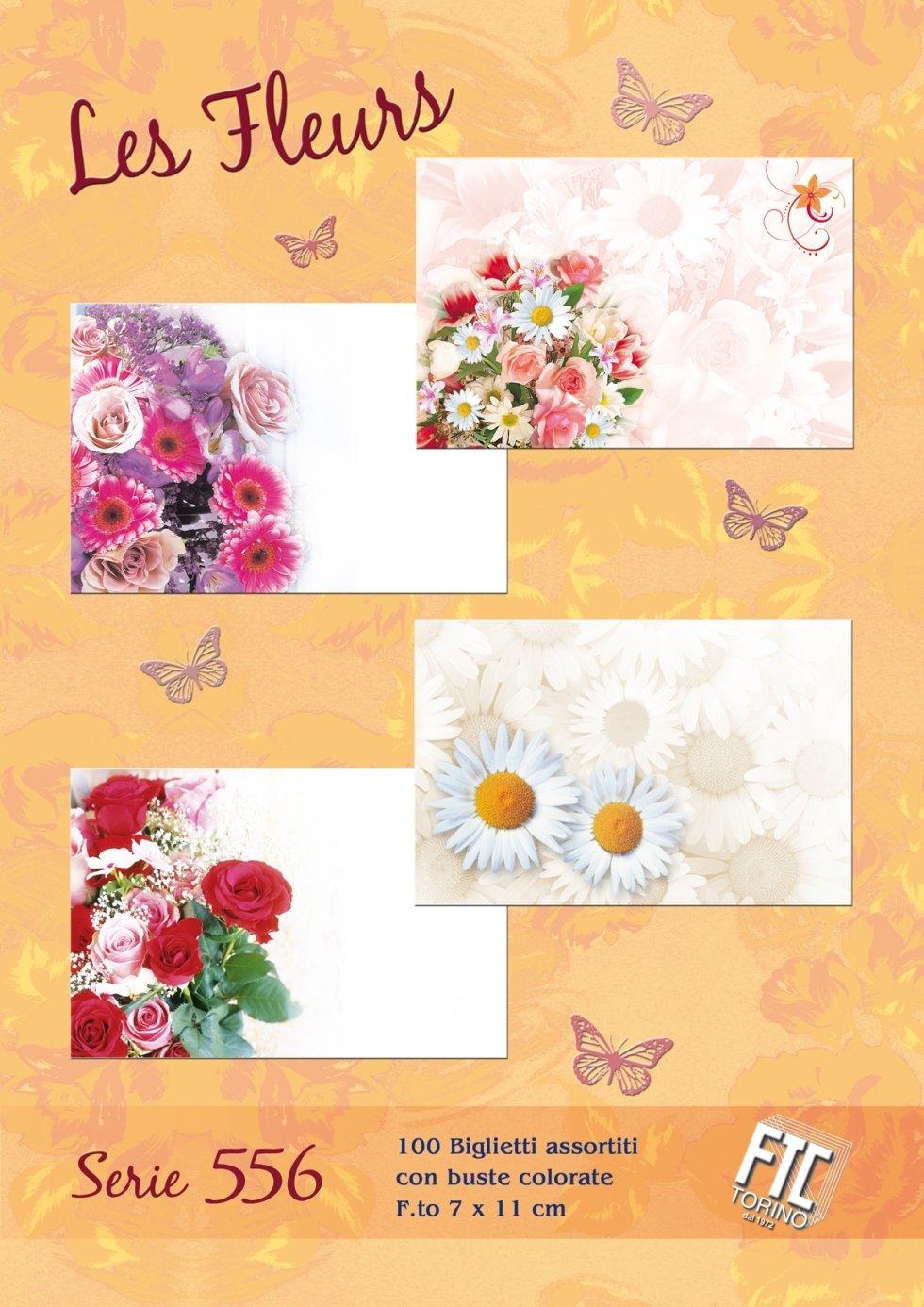 biglietti per fiori