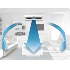 Condizionatori, climatizzatori, pannelli radianti, Diloc