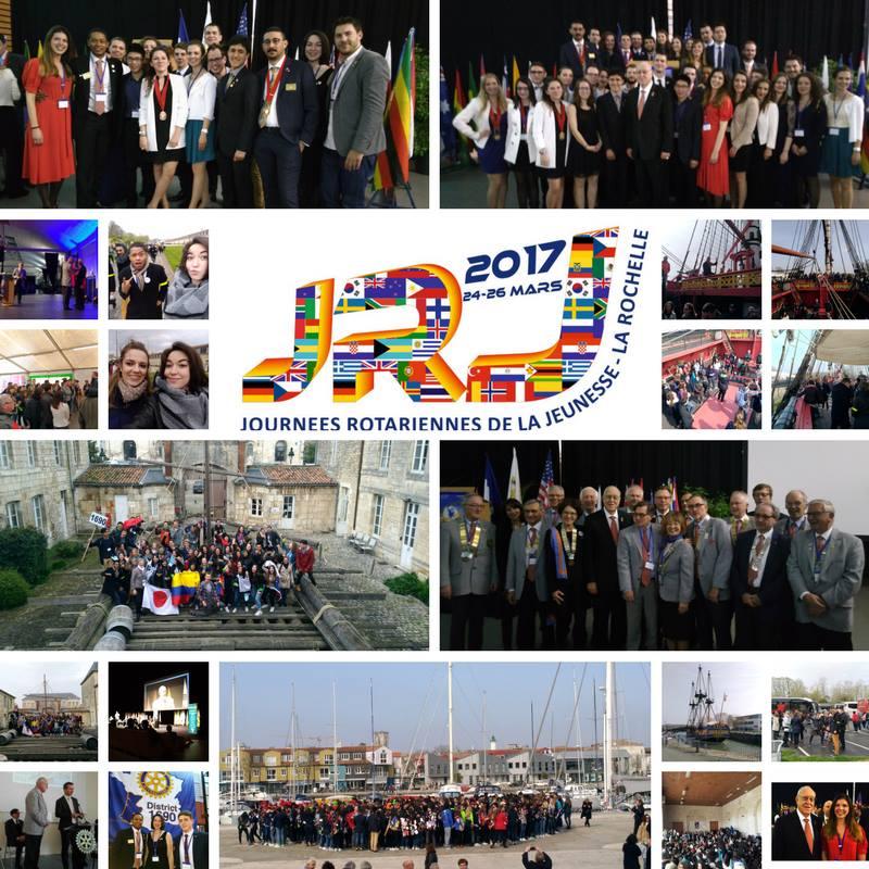 Photos des JRJ 2017 Journées Rotariennes de la Jeunesse, La Rochelle, 2017