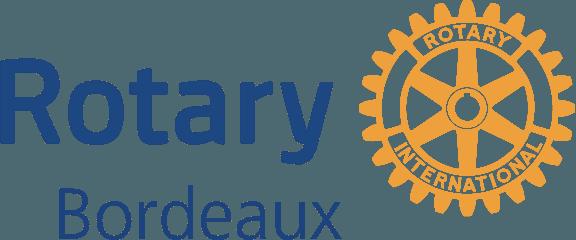Logo Rotary Club Bordeaux