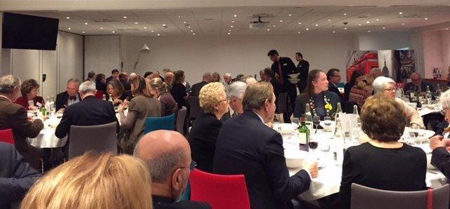 Rotary Club Bordeaux Diner 1er février 2017