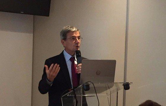 Photo Prof Yves PEREL, CHU Bordeaux - Conférence Rotary Club Bordeaux
