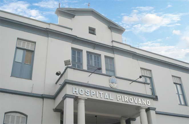Photo hôpital Pirovano Argentine Rotary Bordeaux