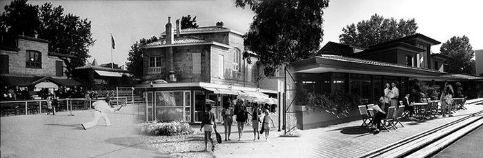 Photo historique Villa Primerose Bordeaux