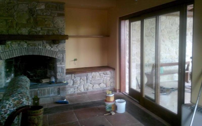 finestroni in legno