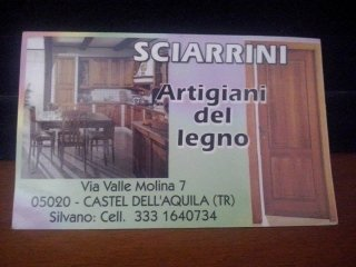 Falegnameria a Terni