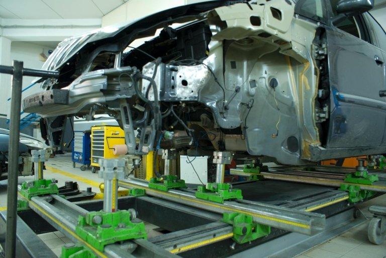 carrozzeria autorizzata Renault e Dacia