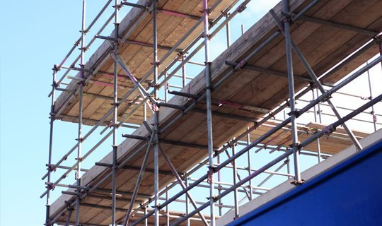 Scaffolding services