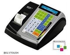 Registratore di cassa Big 3 Touch
