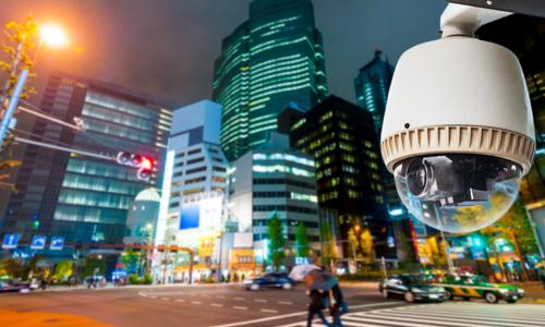 Smart surveillance cameras installed in Cincinnati, OH