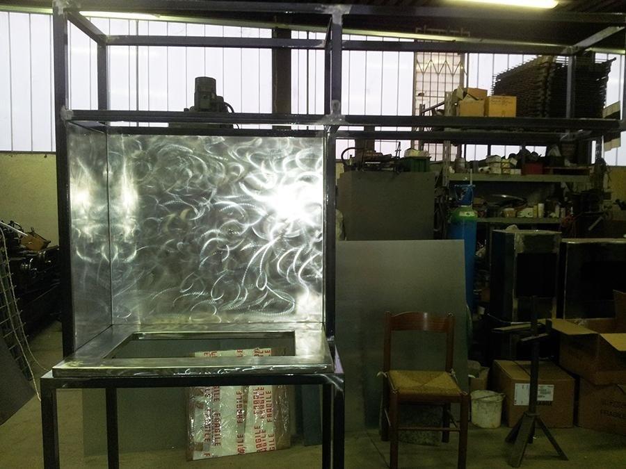 strutture modulari in acciaio