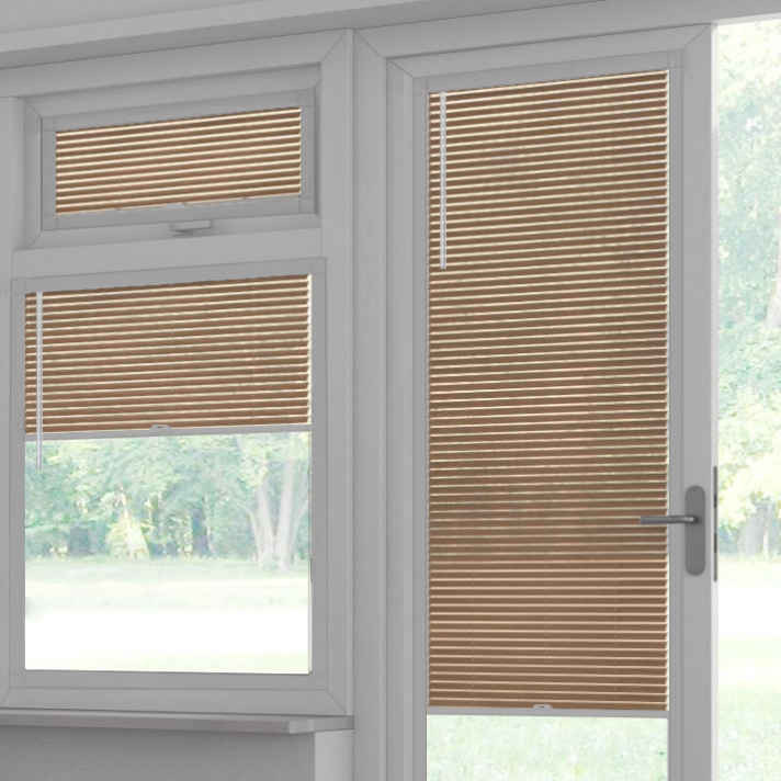 Pleated Blinds Manufactured And Installed In Northampton