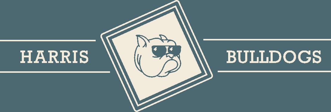 Harris Bulldogs logo