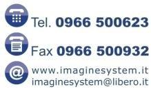 imagine system recapiti