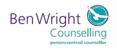 Ben Wright counselling logo