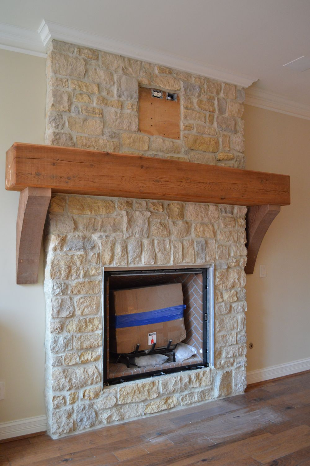 Natural Thin Cut Stone – project